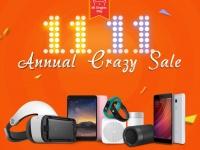 Скидки на Xiaomi во всемирный день шоппинга: смартфоны, планшеты, смарт-браслеты и шлем Mi VR