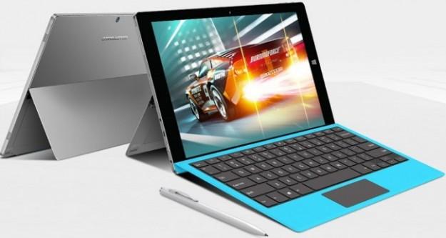 Планшет Teclast Tbook 16 Power получил ОЗУ объемом 8 ГБ