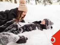 Vodafone анонсировал «Зимнюю акцию» в простых тарифах