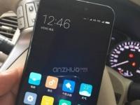 Появились «живые» фото металлического Xiaomi Mi 5C