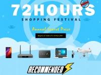 72 часа больших скидок – 10 лучших акционных товаров от магазина GeekBuying.com