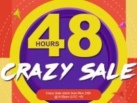 Black Friday: 48 часов скидок до 75% на смартфоны, смарт-часы и и другие аксессуары