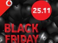 В черную пятницу новые абоненты Vodafone получат скидку на связь