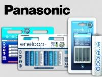 Комплекты аккумуляторов Panasonic eneloop нашли своих владельцев!