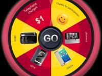 UHANS предлагает выиграть 60% скидку на смартфон в рулетке