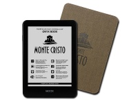 ONYX BOOX Monte Cristo — Android-ридер с защищенным E Ink Carta Plus экраном с подсветкой за $170