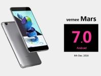 Vernee Mars — первый в мире смартфон с Helio P10 SoC и Android 7.0
