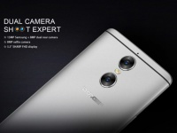 Готовится анонс бюджетного смартфона Doogee Shoot 1 с двойной камерой