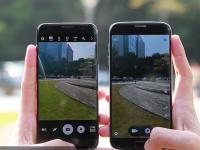 Видео: 13Мп камеру BLUBOO Edge сравнили с Samsung S7 Edge