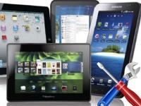 С какими проблемами владельцы планшетов обращаются в сервисный центр?