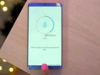 Безрамочный смартфон Honor Magic засветился на первом «живом» фото