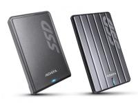 Внешние SSD-диски 3D NAND от ADATA - SC660H и SV620H