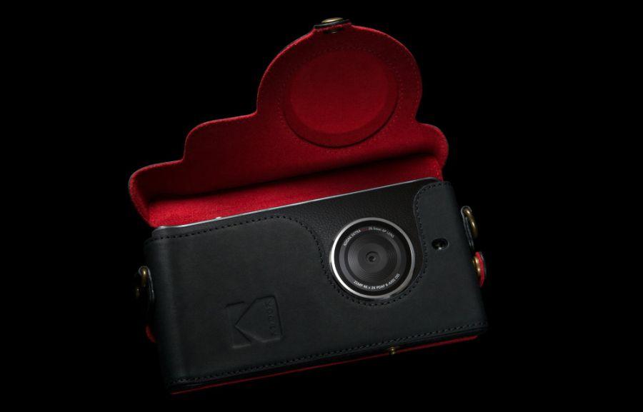 Kodak Ektra: камера-телефон поступит в реализацию вГермании