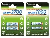 Профессиональные аккумуляторы Panasonic высокой емкости доступны на украинском рынке