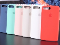 SMART life: Фирменные чехлы от Apple для iPhone 7