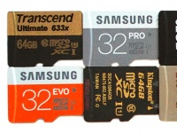 SMART life: Выбираем microSD-карту