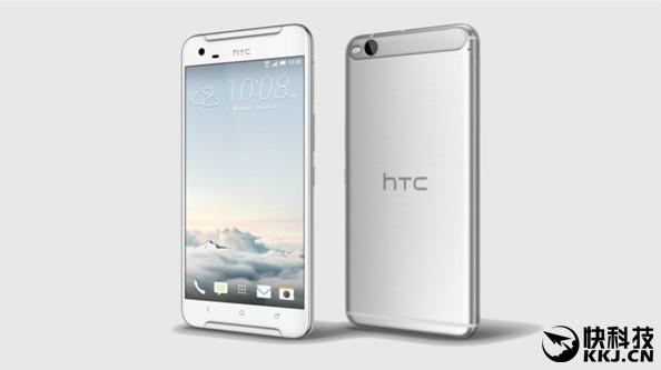 Смартфон HTC X10 набазе процессора MediaTek Helio P10 представят ксередине зимы
