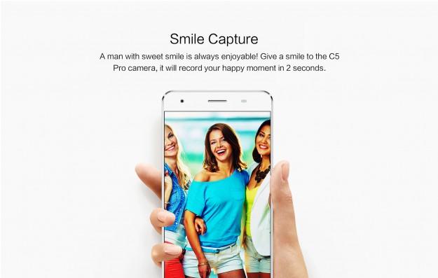 HD-смартфон Oukitel C5 Pro оценен в $75