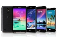 LG анонсировала обновленные смартфоны K-серии