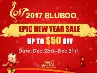 BLUBOO зажигает огни Нового 2017 года большими скидками на свои смартфоны