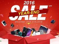 Тотальная распродажа 2016: скидки на технику в Geekbuying.com к Новому Году