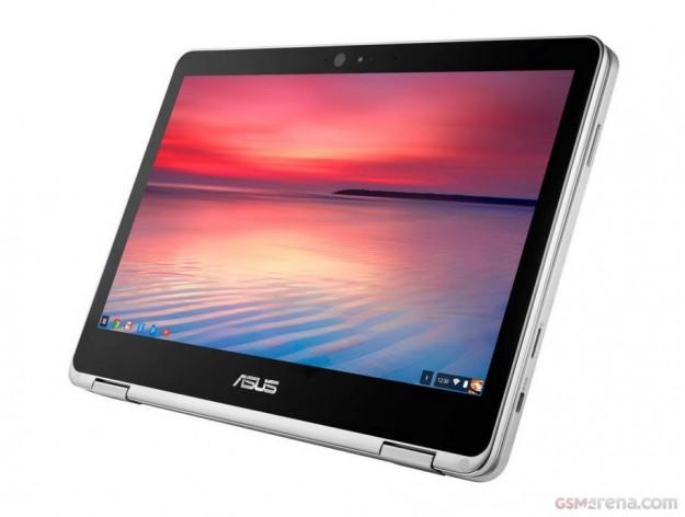 Ритейлер рассекретил хромбук-перевертыш ASUS Chromebook C302CA
