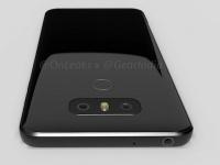 Масштабная утечка рендеров флагмана LG G6 от @OnLeaks
