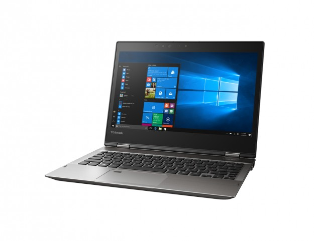 CES 2017: Toshiba Portege X20W— ноутбук-трансформер савтономностью16 часов