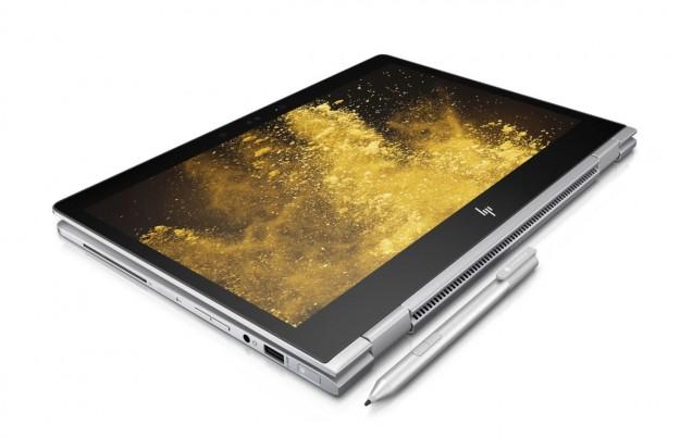 Улучшенный ноутбук-перевертышHP Spectre x360 оборудовали 4K-дисплеем