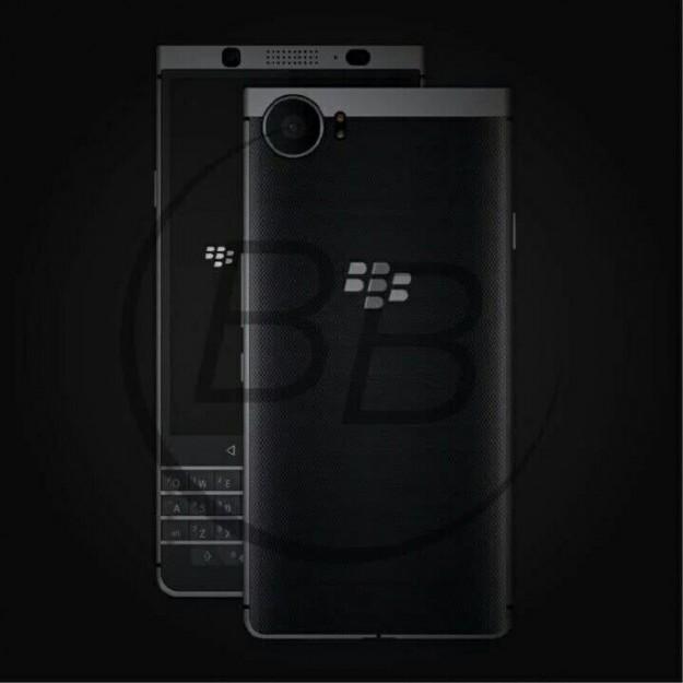 BlackBerry Меркури будет анонсирован наCES 2017
