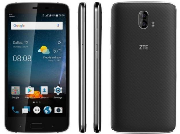 ZTE Blade V8 Pro сдвойной камерой представлен официально