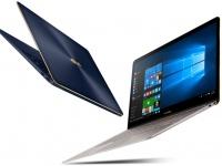 CES 2017: ASUS представила ультратонкий ноутбук ZenBook 3 Deluxe