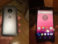 В Сеть утекли «живые» фото смартфона Moto G5 Plus