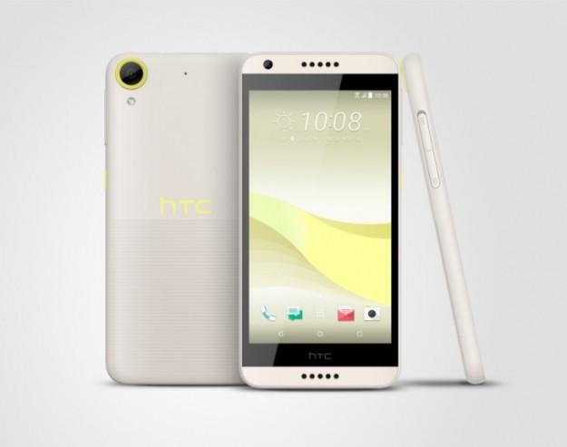 HTC выпустит Desire 650 запределы Китая вконце зимы