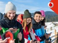 Контрактные абоненты Vodafone теперь могут звонить за границу безлимитно