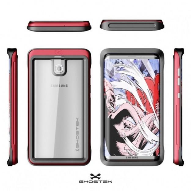 Дизайн Самсунг Galaxy S8 утёк вСеть