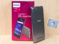 Видеообзор смартфона Philips S326 от портала Smartphone.ua!