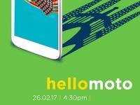 Lenovo анонсировала презентацию смартфонов Moto в рамках MWC 2017