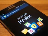 Samsung KNOX прошла экспертизу ГСССЗИ Украины