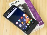 Видеообзор смартфона ARCHOS 55 Helium Ultra от портала Smartphone.ua!