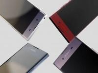 Пресс-рендер рассекретил расцветки наследника Sony Xperia XA