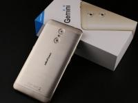 Анонсирован металлический смартфон Ulefone Gemini с двойной камерой