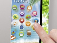 JDI начала производство 5-дюймовых Quad HD In-cell touch LTPS экранов для смартфонов