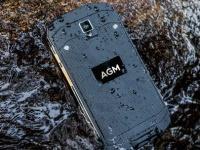 AGM A8 —  защищенный смартфон с Android Nougat и аккумулятором на 4050 мАч