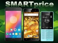 SMARTprice: Nokia 216 Dual SIM, Lenovo Vibe P2, Fly FS507 Cirrus 4