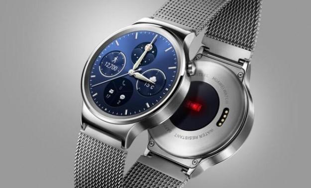 Стало известно, когда будут представлены Huawei Watch 2