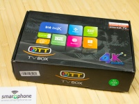 Видеообзор смарт ТВ приставки Int box PRO i8 от портала Smartphone.ua!