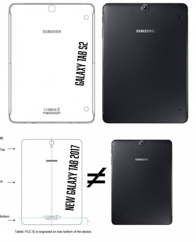 Новый планшет Самсунг Galaxy Tab S3 анонсируют 26февраля