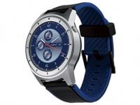 Смарт-часы ZTE Quartz с классическим дизайном засветились на пресс-фото