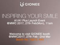 Смартфоны Gionee A1 и A1 Plus представят на MWC 2017